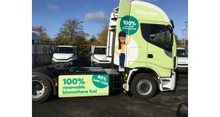 THE CARTWRIGHT GROUP SUPPLIES HERMES WITH MORE CNG VEHICLES