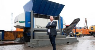 Austrian metals recycling specialist invests in new UNTHA XR