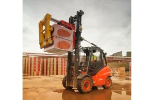 B&B Attachments exhibits at the UKs only dedicated concrete event