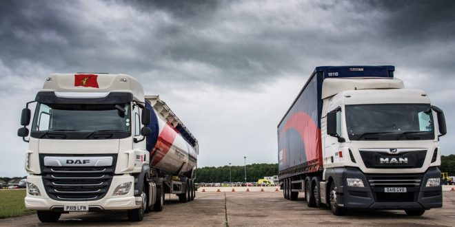 BIBBY DISTRIBUTION COMPLETES SWITCH TO LOW-EMISSION TRUCKS