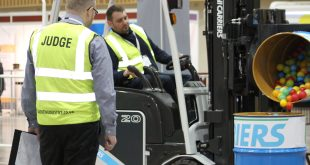 Could your employee be the Forklift Operator or LGV Driver of the Year
