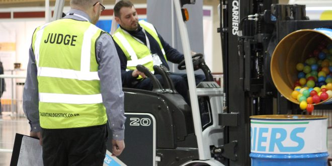 Could your employee be the Forklift Operator or LGV Driver of the Year?