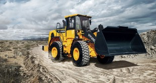 Hyundai wins Samoter Technical Innovation Award in the Medium Wheel Loaders category