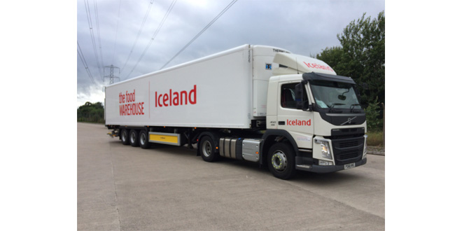 ICELAND PLACES ITS LARGEST EVER ORDER WITH CARTWRIGHT