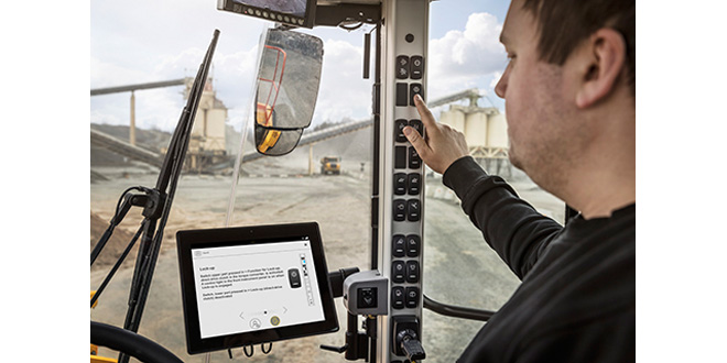 Load Assist challenges wheel loader operators to do better