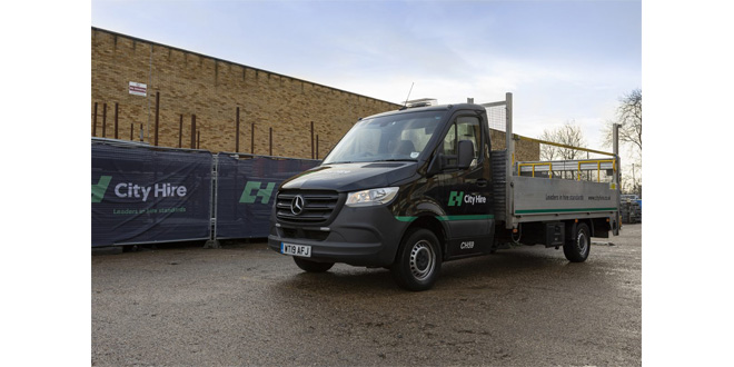 Tool specialist City Hire upgrades entire fleet with Asset Alliance Group