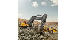 Volvo 90 tonne excavator now available worldwide