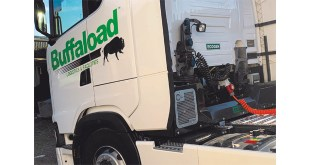 Buffaload Logistics aim for diesel free refrigeration with sustainable solution from Hultsteins