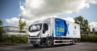 IVECO and Electra Commercial Vehicles on full charge with Eurocargo electrification project