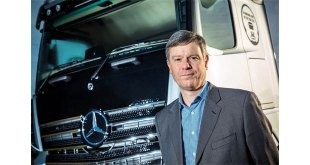 Maximised use tops the list of priorities for Mercedes-Benz Trucks new head of aftersales