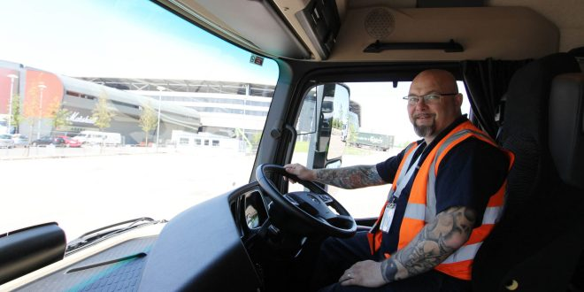New employee engagement research to help tackle LGV driver shortage