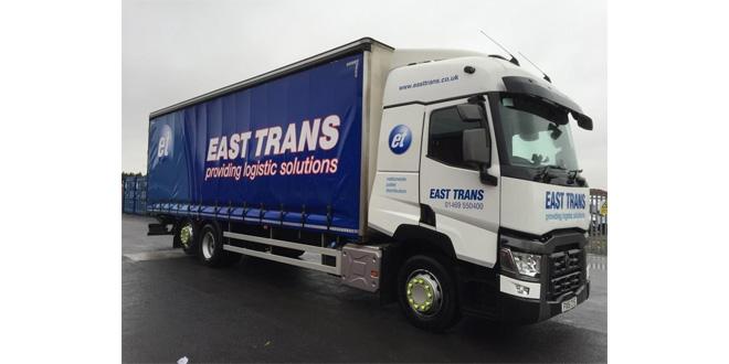 East Transportation expands Palletways services