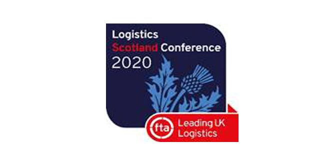 LOGISTICS SCOTLAND CONFERENCE 2020 DRIVING THE SECTOR TO NEW HEIGHTS