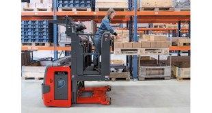 New man-up order picker V08 from Linde Material Handling