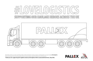Pall-Ex celebrates Haulage Heroes with new #LoveLogistics campaign