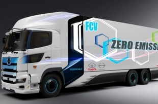 Toyota and Hino to Jointly Develop Heavy Duty Fuel Cell Truck