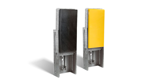 Adjustable-Height Dock Bumpers from Stertil ensure versatility and quadruple working life