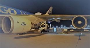 Bollore Logistics with Air France KLM Martinair Cargo