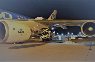Bollore Logistics with Air France KLM Martinair Cargo