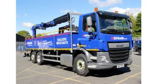 Builders Merchant chooses TruTac for driver and compliance control