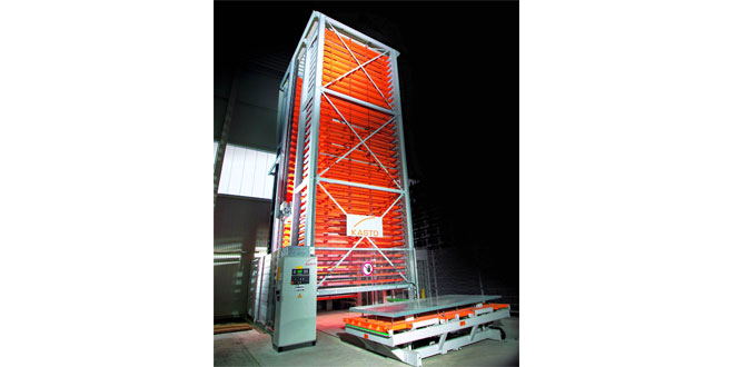 KASTO ADDS PICK BY LIGHT TO ITS STORAGE SYSTEMS