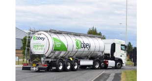 Abbey Logistics extends contract with ADM Edible Oils
