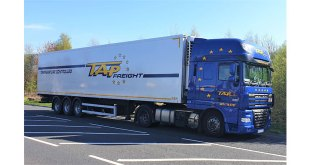 Tapfreight innovate to keep drivers safe while avoiding customers own paperwork with Mandata