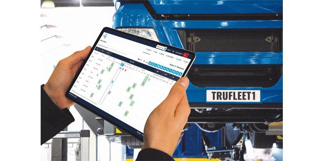 TruTac fleet management software