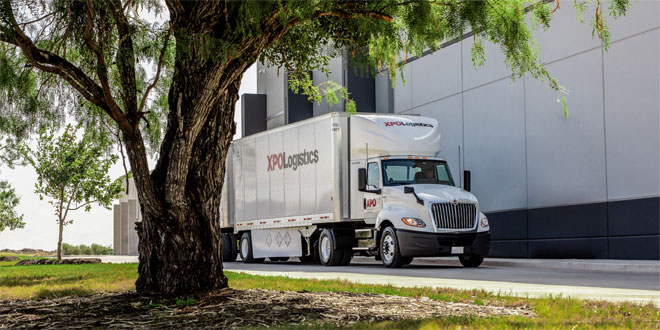 XPO Logistics Again Ranked No 1 in Transportation