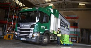New Carrier Transicold Supra 450 Unit Supports Specialist Split-Body Rigid for Essential Trading