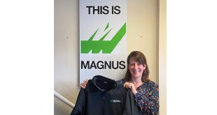 Sister signing for leading logistics firm, Magnus Group