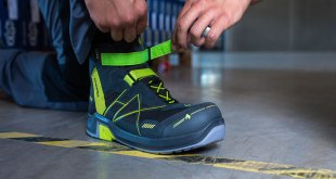 The Next Step – The Future of Safety Footwear