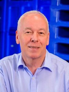 Jim Hardisty, Managing Director of Goplasticpallets.com