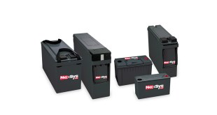 New NexSys bloc batteries optimise small motive power applications