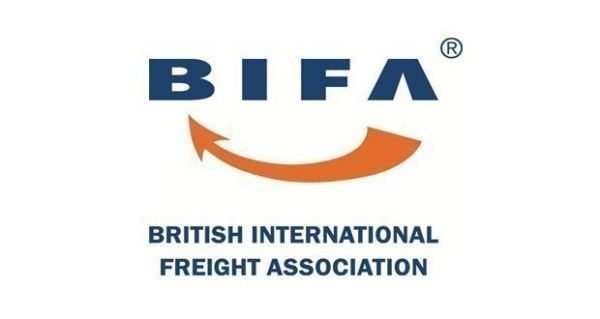 British International Freight Association logo