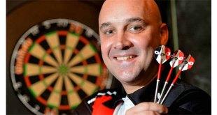 Narrow Aisle hit the bulls-eye with sponsorship deal for darts star