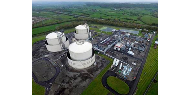 Flogas Britain to build pipeline into UK's largest LPG Above Ground Storage Facility