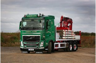 New versatile Volvo FH proves its worth for F.G. Bond & Son