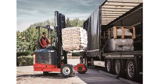 PALFINGER presents the new FLC series of Truck Mounted Forklifts