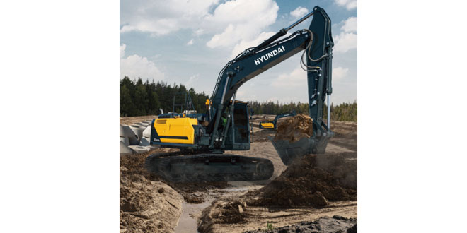 Ready for 2021 Hyundai Construction Equipment unveil brand new stage V excavator