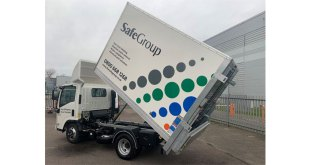 SafeGroup en route to doubling waste vehicle fleet