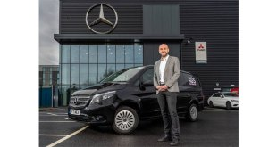 Maintenance and repair specialist AGS is cleared for Mercedes-Benz Vans take-off at Heathrow