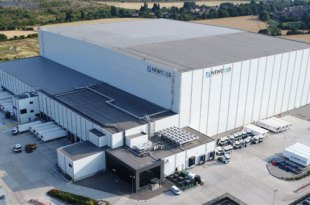 NewCold pod to play key role at new Corby facility