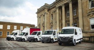 RENAULT TRUCKS ANNOUNCES 2020 RECORD YEAR FOR LCV SALES IN UK & IRELAND