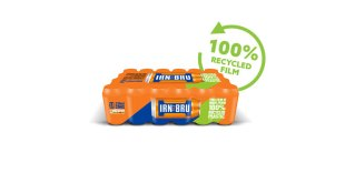IRN-BRU maker announces new 100% recycled wrap