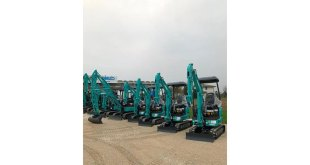 Kobelco Construction Machinery expands operations across Italy