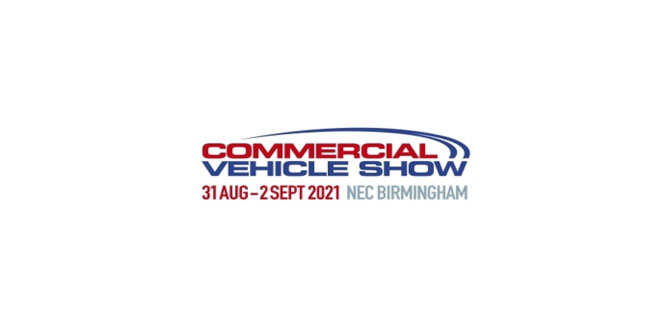 2021 Commercial Vehicle Show new dates — 31st August-2nd September 2021
