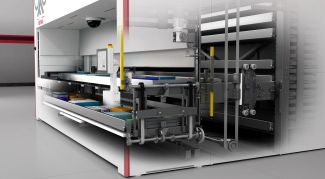 New Vertimag Automatic Vertical Lift Module