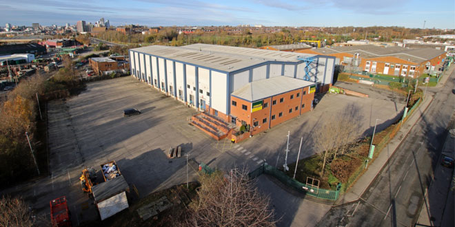 Onward Holdings' significant investment in Leeds logistics facility