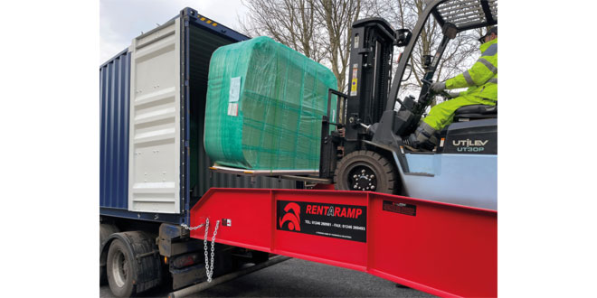 'Professional company with a quality product' – Airfield Warehousing brings Thorworld on-board
